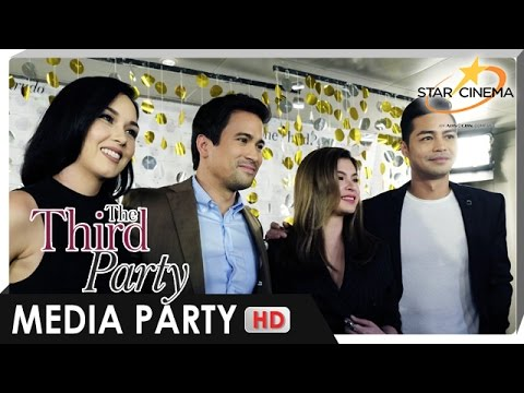 Sam, Zanjoe, Angel on third parties in breakups   'The Third Party' Media Party