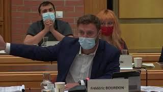 Intervention de Frédéric Bourdon sur le budget 2021 de la ville (6)