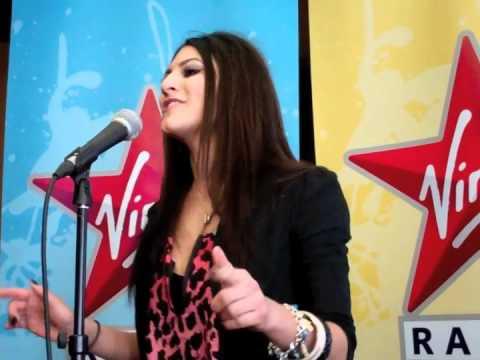 Kristina Maria LIVE @ Virgin Radio