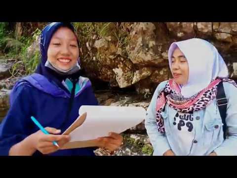 Latihan Jadi Tour Guide di Teluk Wang Merangin - Jambi