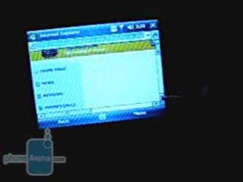 Samsung i760 Review