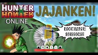 ROBLOX [Pre-Alpha] H×H Online l JAJANKEN!