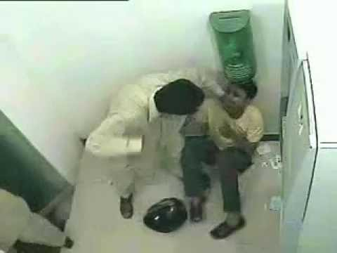 CCtv footage of ATM robbery in karachi