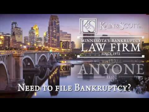 Bankruptcy Attorney/Lawyer MN -  800-551-3292