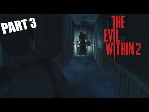 GETTING STUFF DONE! | The Evil Within 2 Survival Gameplay