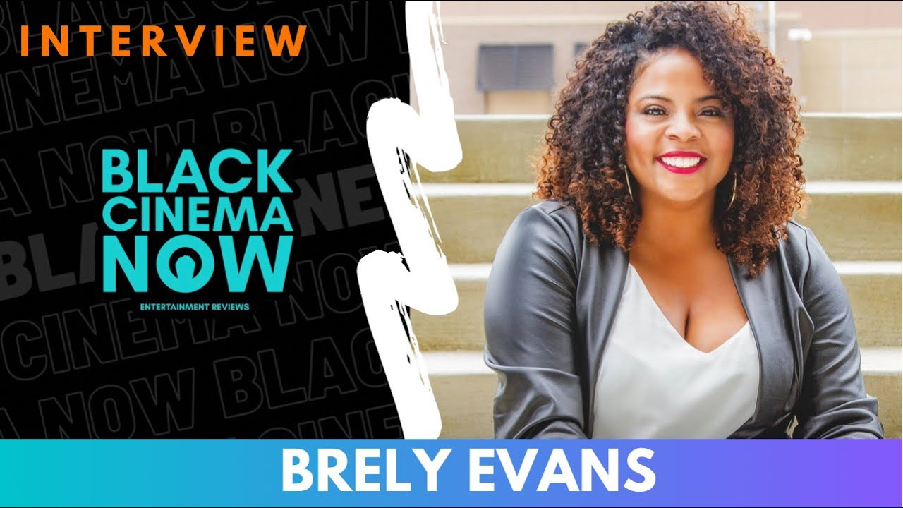 Brely Evans Talks Being on Three Streaming Series Simultaneously & Manifesting Positivity