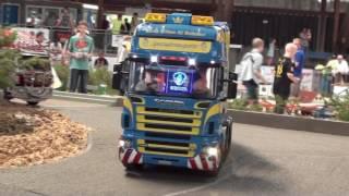 RC Trucks - Amazing! 4. Modelltruck-Festival Baiersbronn 2016