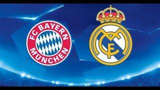 25.04.2018г. Бавария - Реал - 1:2. Обзор первого матча 1/2 Лиги чемпионов