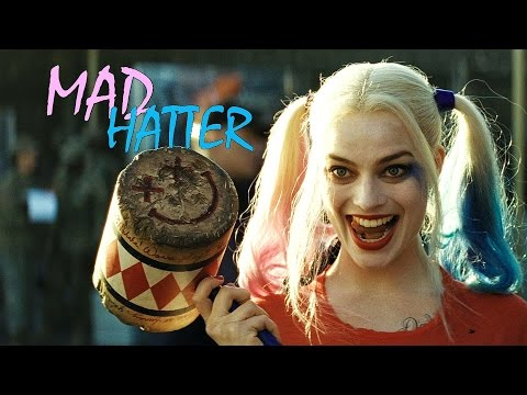 Harley Quinn, Katana & Enchantress // Mad Hatter