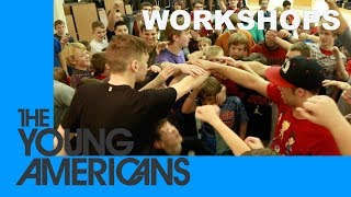 Gambar cover Creating Connections | The Young Americans Performing Arts Workshop