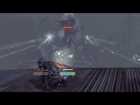 First Frostbite Takedown - METAL GEAR SURVIVE |