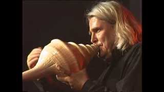 Download Chime Arkhang Tibetian singer and Tommy Adolfsson Conch blower. Concert in Riga 2001. MP3 song and Music Video