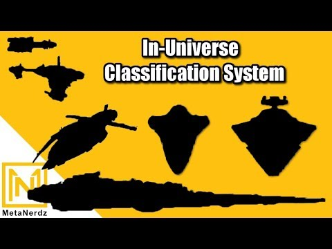 How Do Ships Get Classified IN-UNIVERSE? - Anaxes War College System - Star Wars Ships & Vehicles