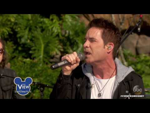 Train Performs Play That Sg  The View