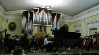 Beethoven Piano Concerto No 4 In G Dur Op 59 Бетховен Концерт 4 для ФНО с оркестром