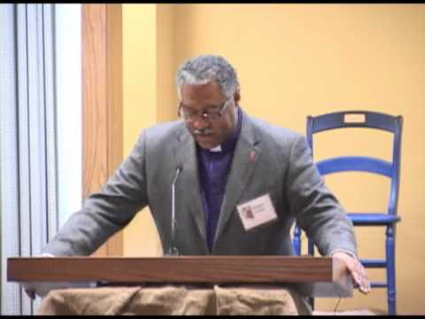 Bishop Julius Calvin Trimble reflects on the 2011 Advocacy Day keynote presentation
