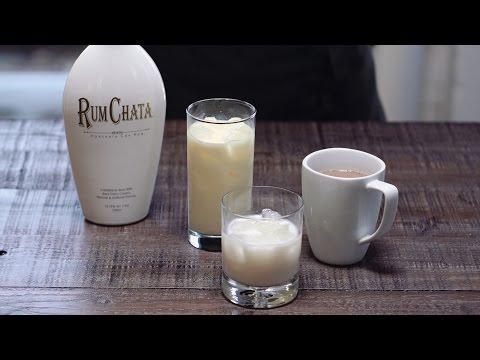 Rum Chata 3 Ways