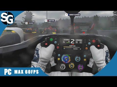 F1 2020 Game | Pierre GASLY | Belgian Grand Prix |