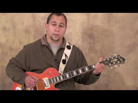 The Difference Between Major Chords and Minor Chords on the Guitar