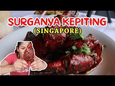 MABUK KEPITING GEMUK #chillicrabsingapore #blackpepper