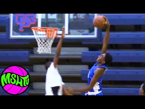 How Would YOU Respond to getting DUNKED ON?  2018 CP3 NMSC