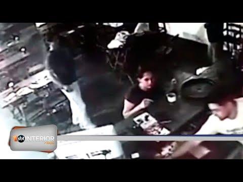 Homem roubava estabelecimentos comerciais