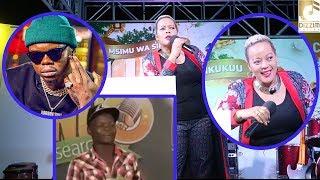 MADAM RITHA AMTUPIA DONGO HARMONIZE?/ AIMBA WIMBO WA MALAIKA/CHAGUENI NANI ZAIDI MIMI AU YEYE!