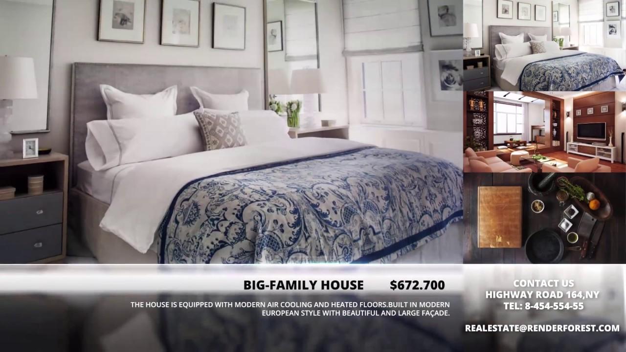 Real Estate Slideshow Template