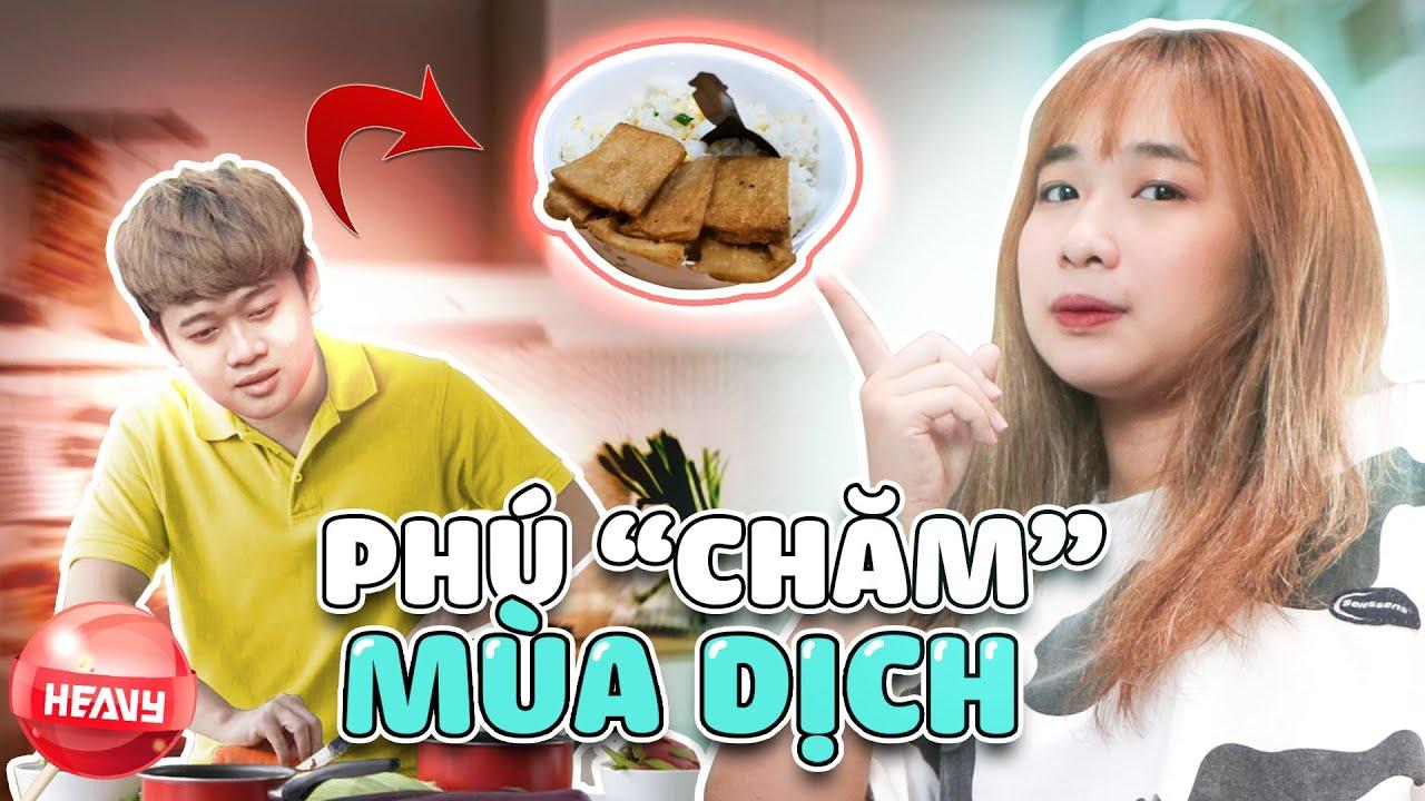 [Vlog] Phú Chăm Sóc Na Mùa Dịch Như Thế Nào ?    HEAVY NA GÂY MÊ
