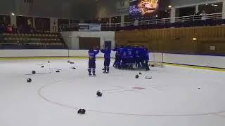 Молодёжная сборная Казахстана выходит в элиту