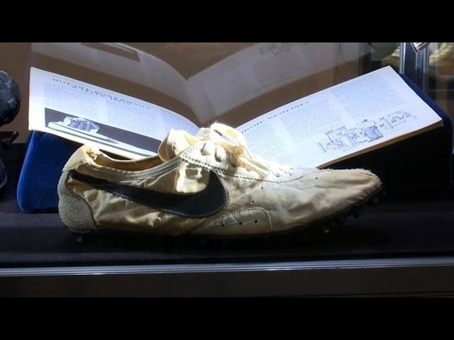 Teure Treter: Sneaker für 437.000 US-Dollar versteigert