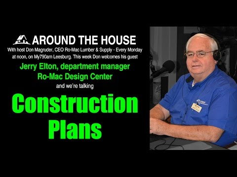 AROUND THE HOUSE talks with JerryEltons, Manager Ro-Mac Design Center in Leesburg