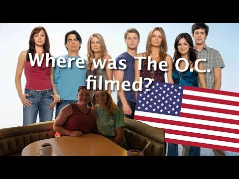 THE O.C. FILMING LOCATION ADVENTURE - TRAVEL VLOG - JESSICA MARY BROAD ABROAD