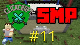 Minecraft SMP Survival ClickCraft - Drying a Sea Temple [Episode 11]