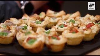 Blätterteig-Fingerfood (Rezept & Zubereitung) HD