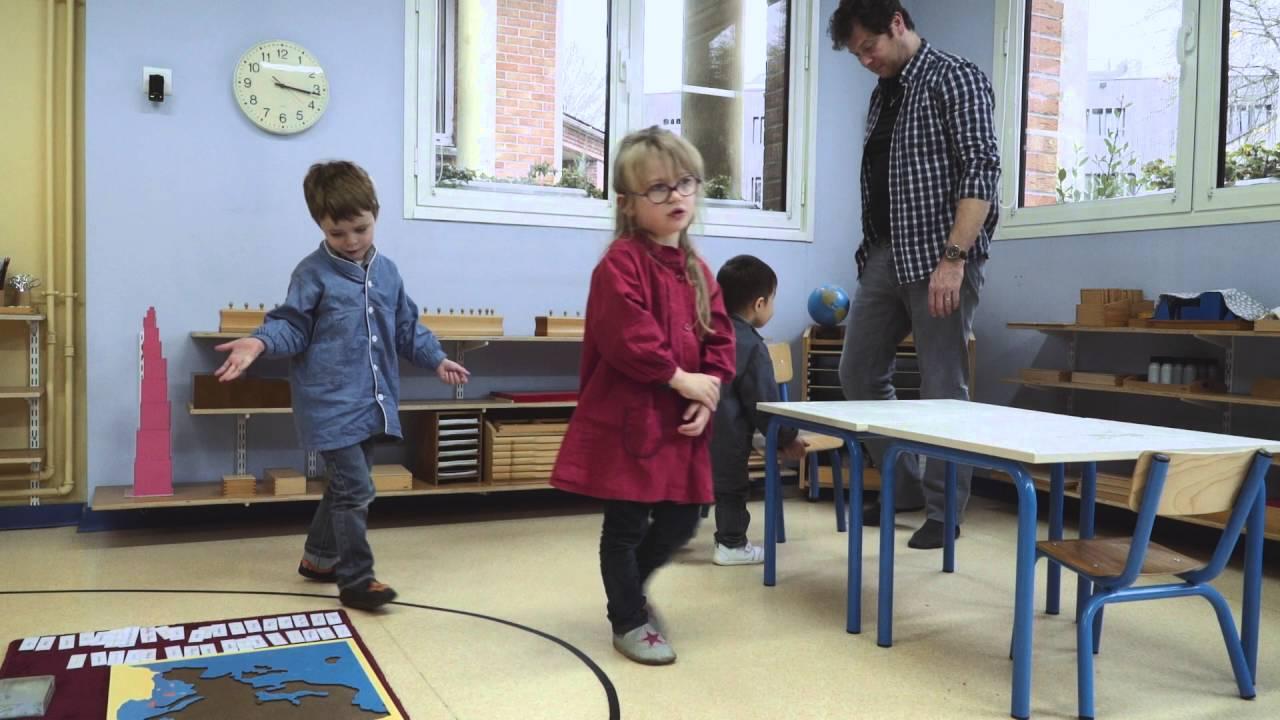 Montessori  Montessori Etincelle