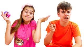 좋아하는 시리즈의 Nastya 및 Artyem 스타일 Mia أفضل سلسلة قصص تربوية وأخلاقية للأطفال