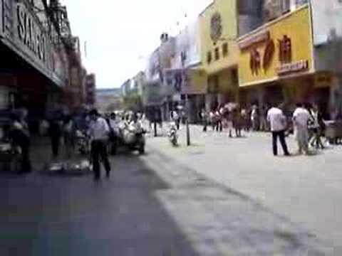 Poor Homeless in Kaifeng, China. Kinsotnjin