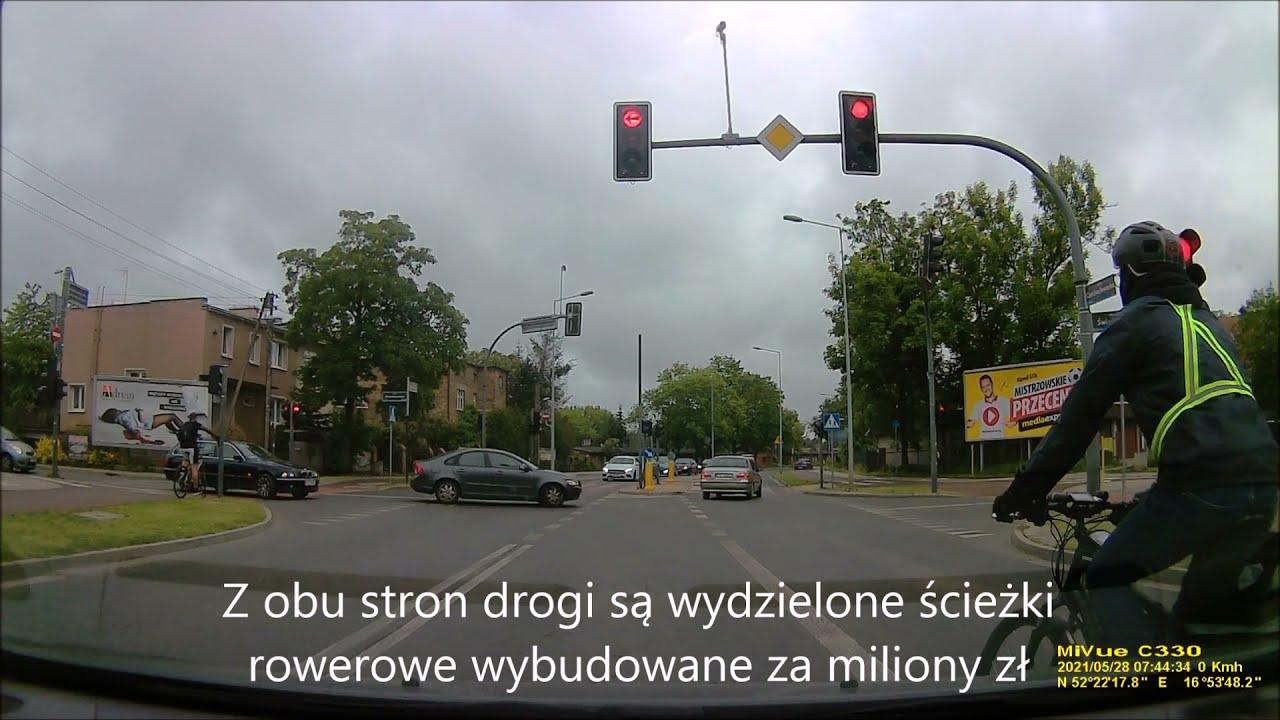 Nie cierpią rowerzystów :)