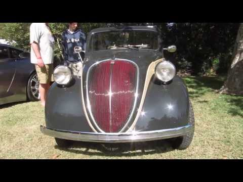 1947 FIAT TOPOLINO at CAR CLASSIC 2013