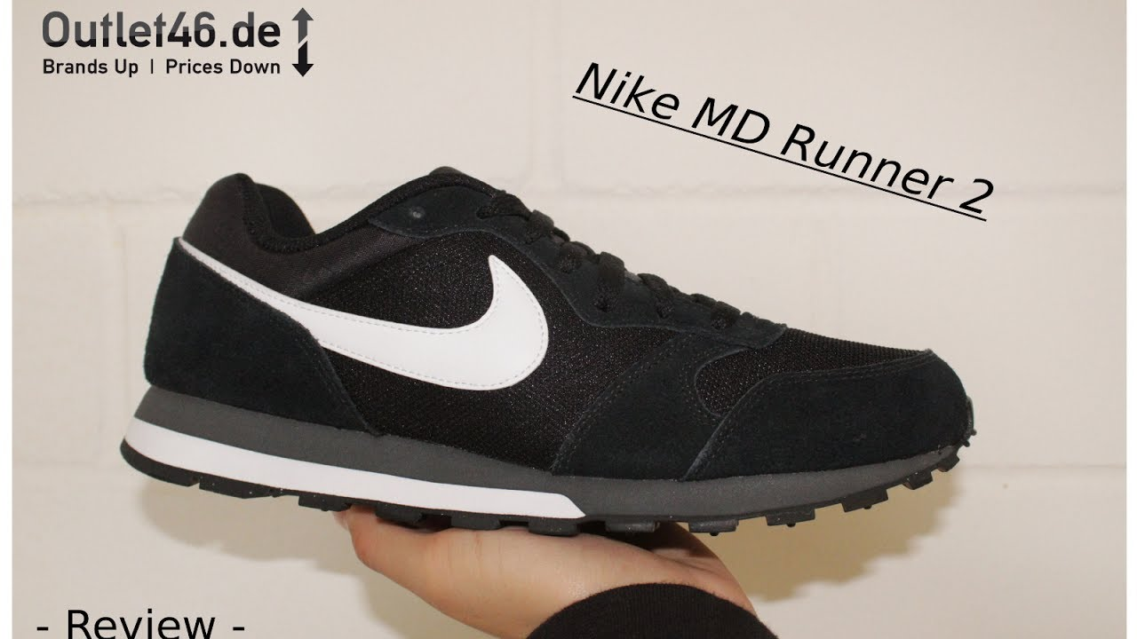 NIKE MD Runner 2 DER Sneaker für den Sommer? DEUTSCH Review l On Feet l Unboxing l