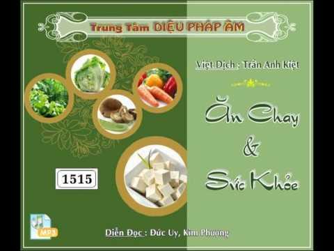 Ăn Chay và Sức Khỏe - Việt dịch: Trần Anh Kiệt