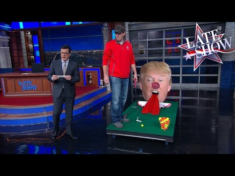 Thumbnail: A Heckler Interrupts Stephen Colbert's Monologue