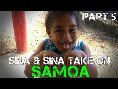SINA & SINA TAKE ON SAMOA 2017 (Part 5)