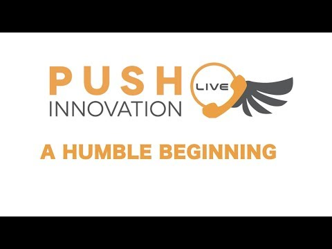 Push Innovation Live: Company History