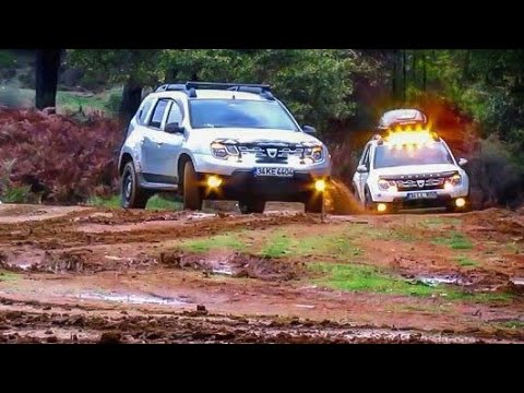 dacia duster 4x4 off road trail maceraya devam youtube. Black Bedroom Furniture Sets. Home Design Ideas