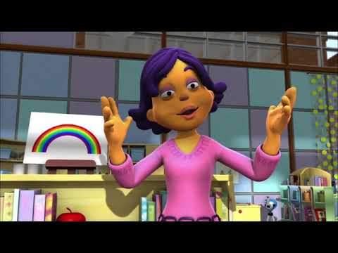 Download Sid the Science Kid - A Rainbow Every Day