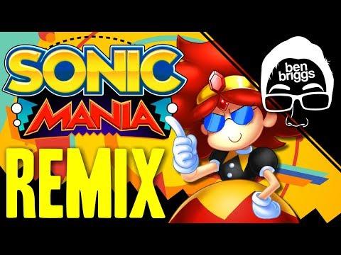 Sonic Mania - Studiopolis Zone (Ben Briggs Remix)