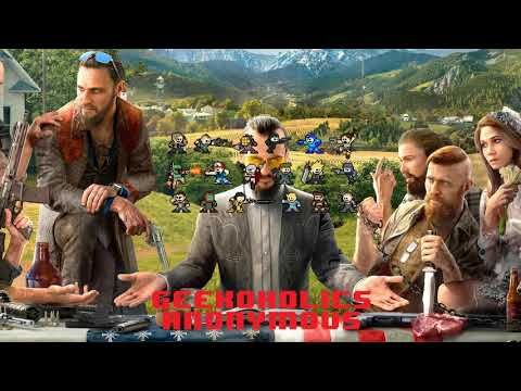 far-cry-5,-bravo-team,-fortnite-mobile,-nioh-and-more---geekoholics-anonymous-podcast-149