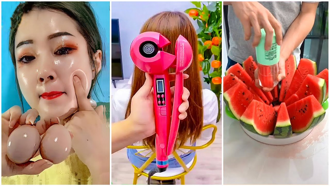 New GadgetsSmart Appliances Kitchen toolUtensils For Every HomeMakeupBeautyTik Tok China 747